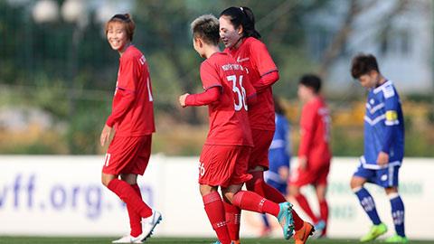 Giải bóng đá nữ Cúp Quốc gia 2020: PP.HN và TP.HCM vào bán kết