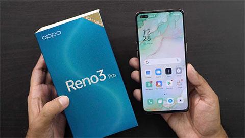 Oppo Reno 3 Pro giảm giá 4 triệu đồng tại VN, đấu Samsung Galaxy Note 10 Lite, Xiaomi Mi Note 10 Pro