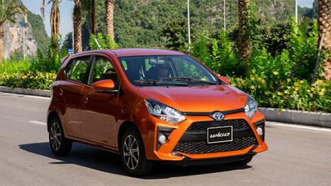 Toyota Wigo 2020 ra mắt tại VN nâng cấp về thiết kế, giá rẻ bất ngờ, đấu VinFast Fadil, Hyundai Grand i10