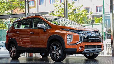 Mitsubishi Xpander Cross ra mắt tại VN, giá 670 triệu, cạnh tranh Suzuki XL7, Toyota Rush