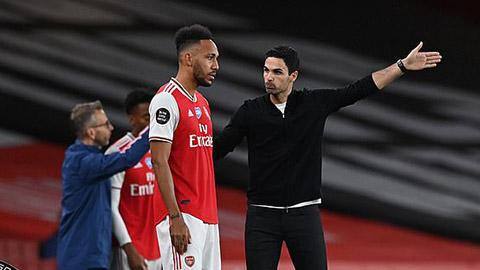 Vừa đánh bại Liverpool, Arteta đã đòi bổ sung nhân sự cho Arsenal