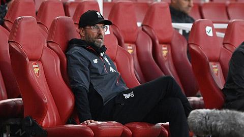 Liverpool đâu rồi, tỉnh dậy thôi Klopp ơi!