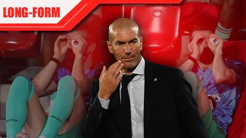 Tấn bi hài kịch Gareth Bale dùng để trả thù Zidane