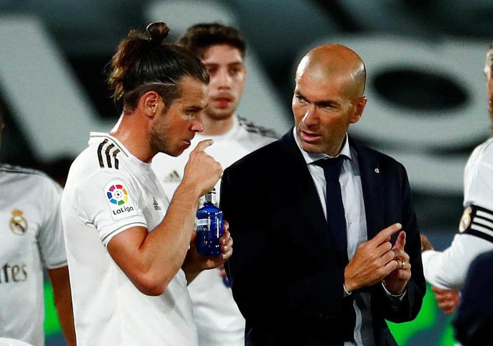 Zidane và Bale chưa bao giờ có mối quan hệ tốt đẹp với nhau