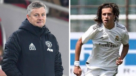 Man United đạt thỏa thuận với cầu thủ của Real Madrid theo dạng miễn phí