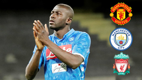 Tin giờ chót 16/7: Napoli giảm 1/3 giá Koulibaly, mở cửa chờ M.U và Man City