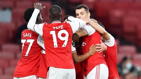 Arsenal vs Man City: Đi tìm bản lĩnh đại chiến