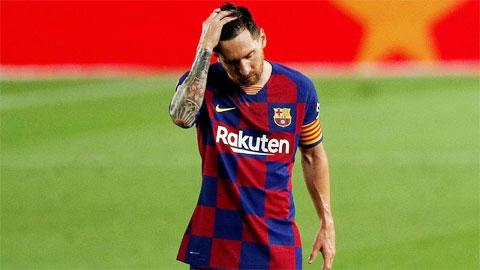 """Barca """"ký sinh"""" Messi thái quá đến nhường nào?"""