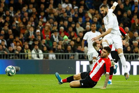 Real Madrid đã thể hiện phong độ hủy diệt khi trở lại sau đại dịch Covid-19