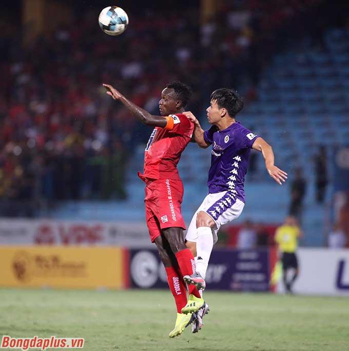 Hà Nội FC luôn gặp khó trước Hải Phòng ở mỗi lần đụng độ nhau