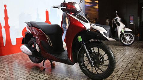 Honda SH Mode 2020 đẹp long lanh, giá hơn 50 triệu được nâng cấp gì so với bản cũ?