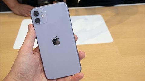iPhone 11 bất ngờ giảm giá mạnh tại VN, xuống mức 'đáy' mới