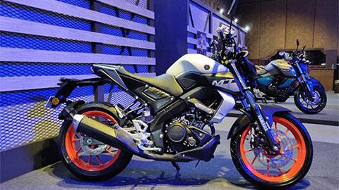 Đàn anh của Yamaha Exciter 150 có bản mới siêu ngầu, giá rẻ, quyết đấu Honda CB150R 2020