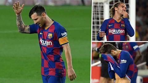 Messi đã đúng, đây là Barca tệ nhất trong 12 năm qua