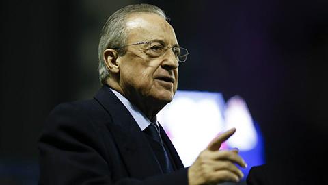 Vừa vô địch La Liga, chủ tịch Real Madrid đã than nghèo kể khổ