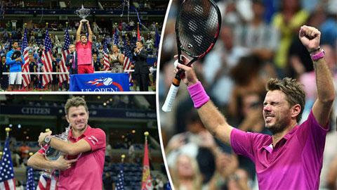 Djokovic khiến Wawrinka từng sợ đến phát khóc