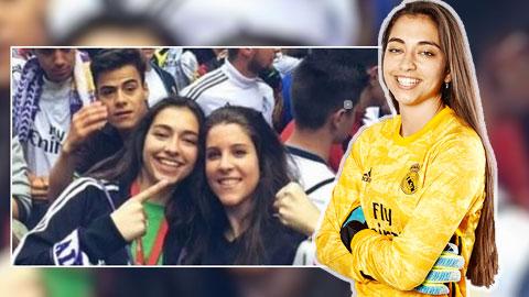 Nữ cầu thủ bị Atletico đuổi gia nhập Real