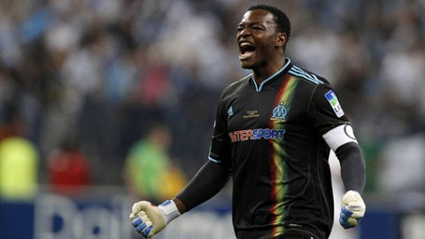 Mandanda muốn kết thúc sự nghiệp tại Marseille