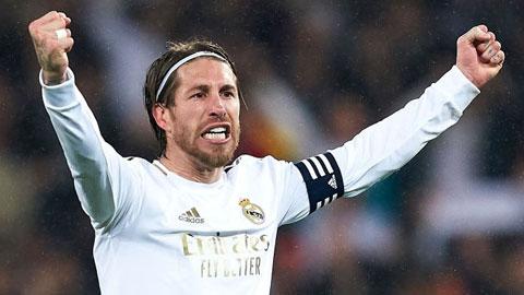 Ramos, thủ lĩnh của mọi thủ lĩnh