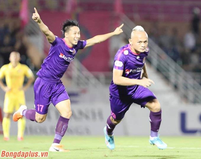 Bàn thắng của anh lọt vào top 5 pha lập công nhanh nhất lịch sử V.League