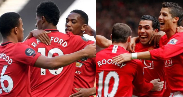 Bộ ba hiện đại đã đóng góp 60 bàn thắng cho Man United ở mùa này