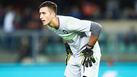Udinese làm khách ở Napoli: Chờ màn 'chào hàng' của Musso