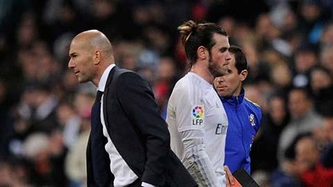 Bale yêu cầu ngang ngược, Zidane vẫn chấp nhận