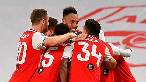M.U và Chelsea hoang mang khi biết Arsenal lọt vào chung kết FA Cup