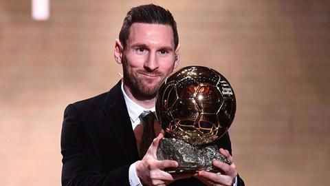 Messi sẽ giữ Quả bóng Vàng thêm 1 năm