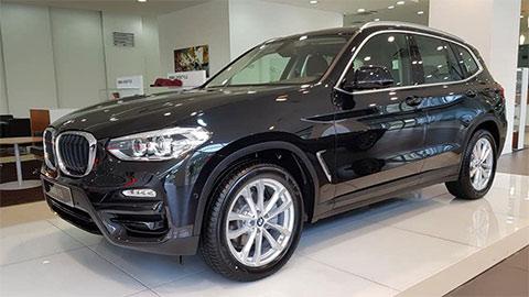 BMW X2 và X3 giảm giá kỷ lục tại VN, cạnh tranh Mercedes-Benz GLC