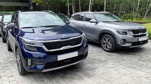 Kia Seltos chốt lịch ra mắt, lắp ráp trong nước giá mềm, đe Hyundai Kona, Honda HR-V, Ford EcoSport