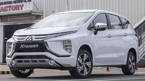 Mitsubishi Xpander 2020 lắp ráp trong nước ra mắt, giá từ 630 triệu, làm khó Suzuki Ertiga và XL7