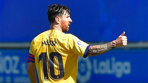 Barca: Chiến thắng 'khử trùng' và mục tiêu tối thượng tại Champions League