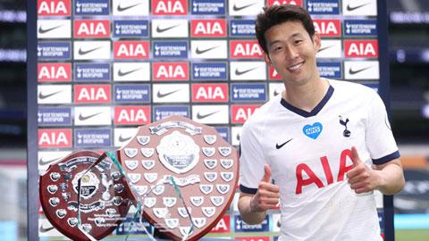 Son Heung-min lập kỳ tích chưa từng có, làm rạng danh bóng đá châu Á