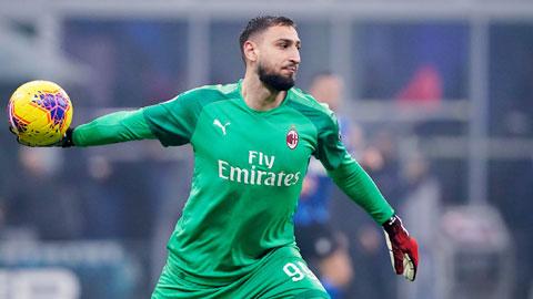 Donnarumma sắp có hợp đồng mới với Milan