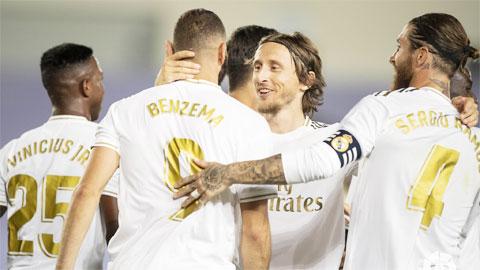 Real Madrid: Sau La Liga, giờ là Champions League