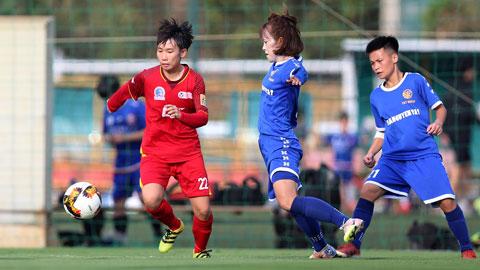 Bán kết giải bóng đá nữ Cúp QG 2020: Chờ Hà Nội I và TP.HCM thể hiện đẳng cấp