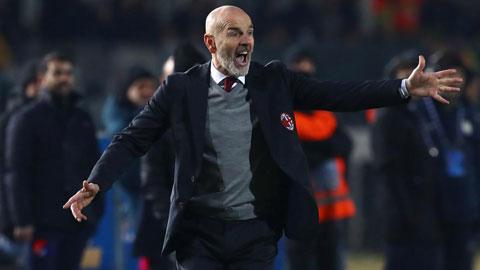 Milan trên đà hồi sinh, Pioli có cơ hội được giữ lại