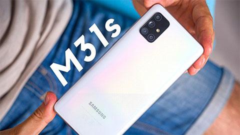 Samsung Galaxy M31s với chip Exynos 9611, pin 6000mAh, camera 64MP, giá siêu hấp dẫn, sắp ra mắt