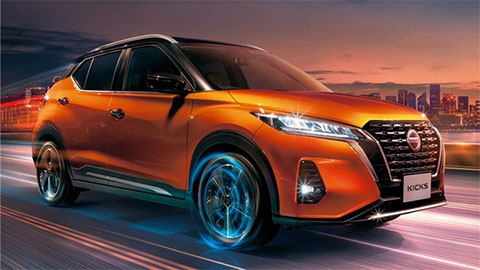 Hyundai Kona, Ford EcoSport, Honda HR-V có thêm đối thủ siêu ngầu, giá hơn 400 triệu từ Nissan