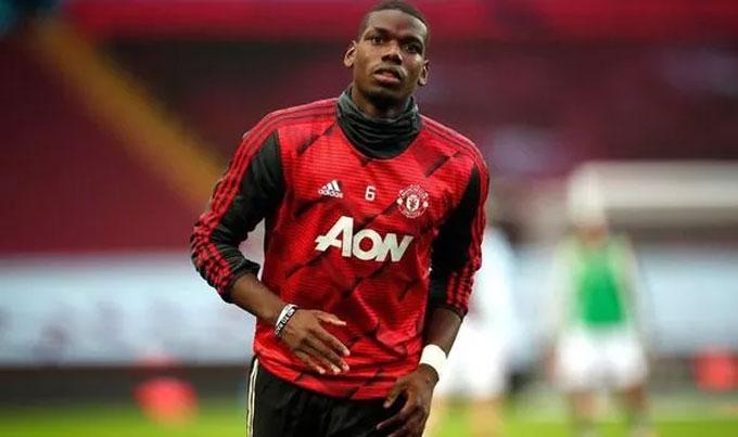 Pogba sẽ trở lại đội hình chính trước West Ham