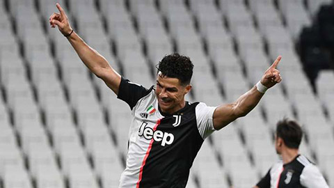 Ronaldo khiêm tốn, không muốn nói về kỷ lục cá nhân