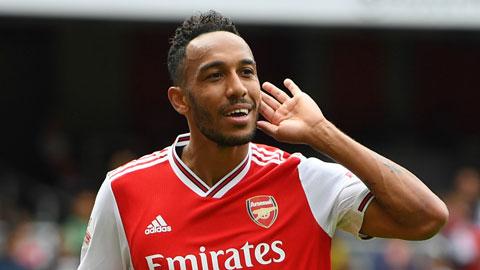 Aubameyang vẫn muốn rời Arsenal