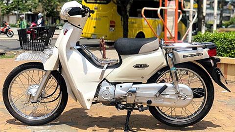 Choáng với Honda Super Cub 110 'đời cổ' có giá bán ngang ngửa SH 150 2020