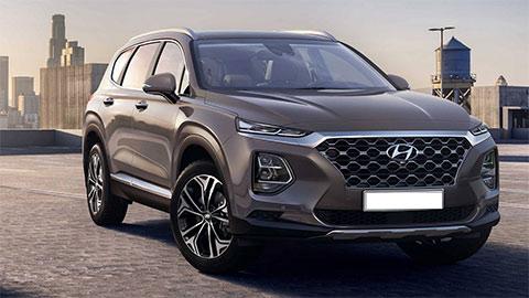 Hyundai Santa Fe tung chiêu 'chất' hơn cả giảm giá, khiến Toyota Fortuner 'toát mồ hôi'