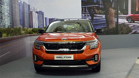 Kia Seltos ra mắt tại Việt Nam, giá từ 589 triệu đồng, đấu Hyundai Kona, Honda HR-V, Ford Ecosport
