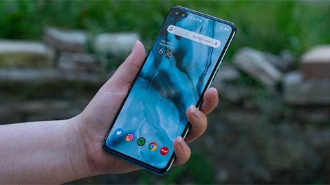 Sốc với smartphone đẹp long lanh, chạy chip Snapdragon 765G, RAM 12GB, giá chưa đến 8 triệu