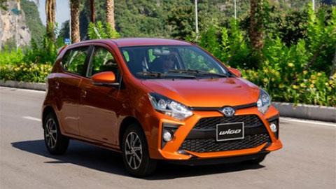 Toyota Wigo 2020 giá hơn 350 triệu, có gì để đấu VinFast Fadil, Hyundai Grand i10, Honda Brio