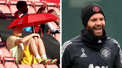 Không phải Oezil, Mata mới là cầu thủ đá ít, hưởng lương cao nhất Ngoại hạng Anh