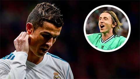 Modric đảm bảo Real chẳng cần Ronaldo vẫn có thể chinh phục được những danh hiệu